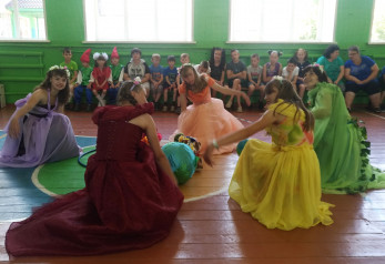 Посещение Климовской школы-интерната