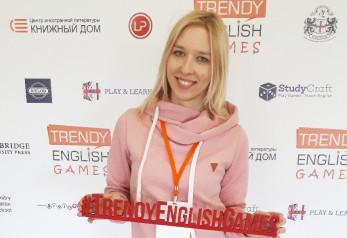 Trendy english games!