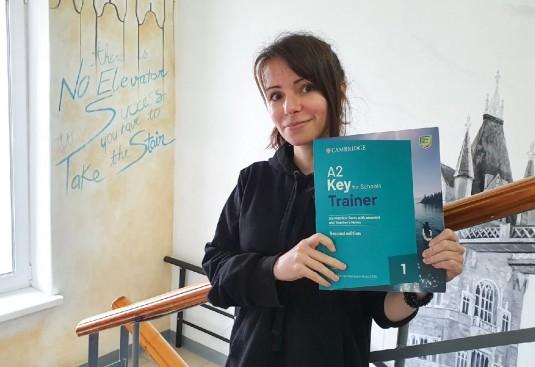 Miss Alina о пользе подготовки к Кембриджским экзаменам