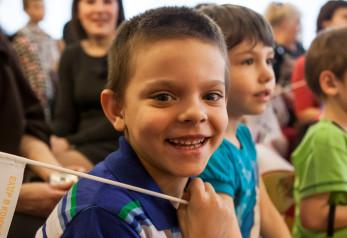 Сбор детских вещей для Климовской школы-интерната